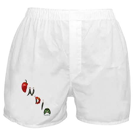 India Chilis Boxer Shorts