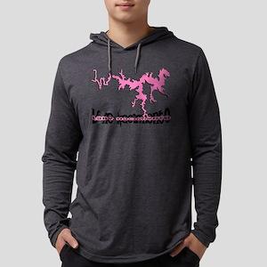 NACI_5MM_PINK_BLK Long Sleeve T-Shirt