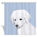 Kuvasz Shower Curtain