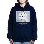 Kuvasz Women's Hooded Sweatshirt