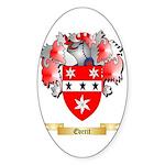 Everit Sticker (Oval 10 pk)