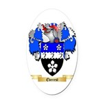 Everest Oval Car Magnet