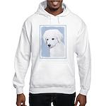 Kuvasz Hooded Sweatshirt