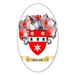 Everard Sticker (Oval 50 pk)
