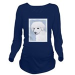 Kuvasz Long Sleeve Maternity T-Shirt