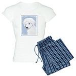 Kuvasz Women's Light Pajamas