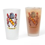 Eveque Drinking Glass