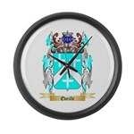 Eveille Large Wall Clock