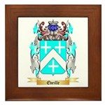 Eveille Framed Tile