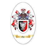 Eve Sticker (Oval 50 pk)