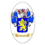 Evans Sticker (Oval)