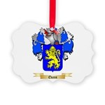 Evans Picture Ornament