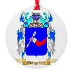 Evangelista Round Ornament