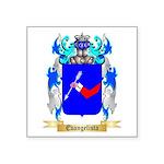Evangelista Square Sticker 3