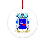 Evangelista Ornament (Round)