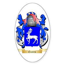 Eustes Sticker (Oval)
