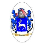 Eustace Sticker (Oval)