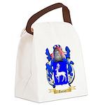 Eustace Canvas Lunch Bag