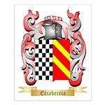 Etxeberria Small Poster
