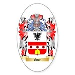 Etter Sticker (Oval 50 pk)