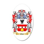 Etter 35x21 Oval Wall Decal