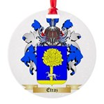 Etraz Round Ornament