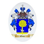 Etraz Ornament (Oval)