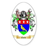 Etoile Sticker (Oval 10 pk)