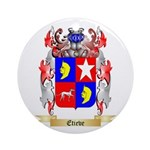 Etieve Ornament (Round)