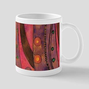 Mackintosh Tulips and Abstract Mugs