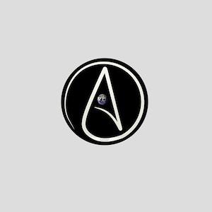 Atheist Mini Button