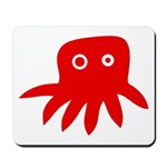Chumby Red Mousepad