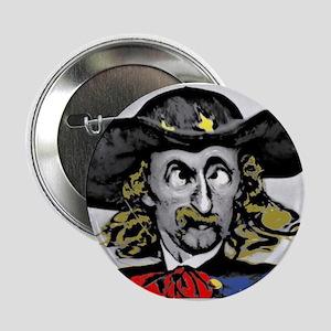 """Custer ''Where is Reno?'' 2.25"""" Button"""