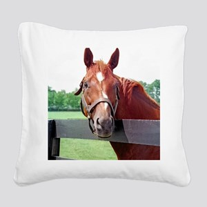 CHARISMATIC Square Canvas Pillow