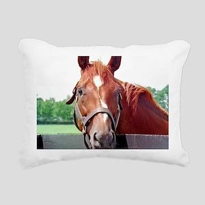CHARISMATIC Rectangular Canvas Pillow