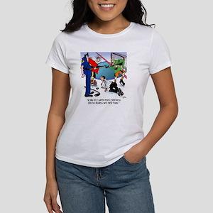 Sudden Death Overtime Women's T-Shirt