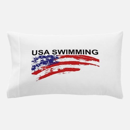 USA Swimming Pocket Pillow Case
