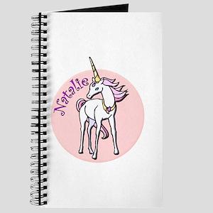 Natalie Unicorn Journal
