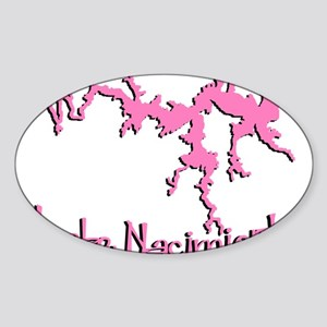 NACI_5T_PINK_BLK Sticker