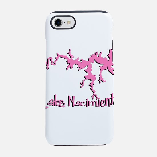 NACI_5T_PINK_BLK.png iPhone 7 Tough Case