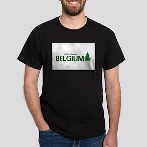 Visit Scenic Belgium Dark T-Shirt