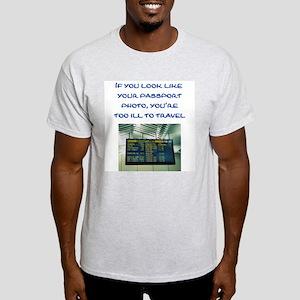 Travel Agent Light T-Shirt