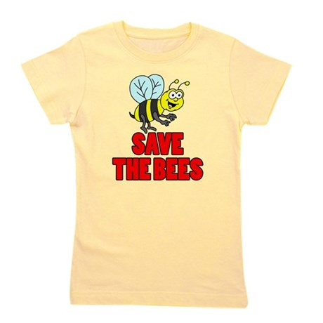 Save The Bees Kid Girl 39 S Tee