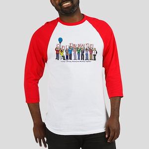 Diversity! Baseball Jersey