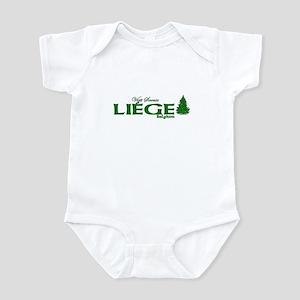 Liege, Belgium Infant Bodysuit