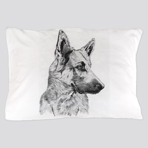 German Shepherd Pillow Case