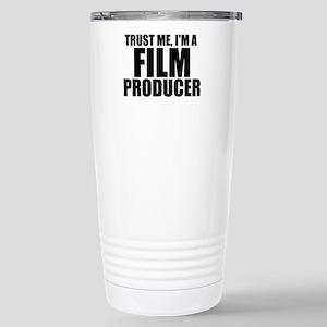 Trust Me, I'm A Film Producer Travel Mug