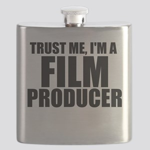 Trust Me, I'm A Film Producer Flask