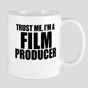 Trust Me, I'm A Film Producer Mugs