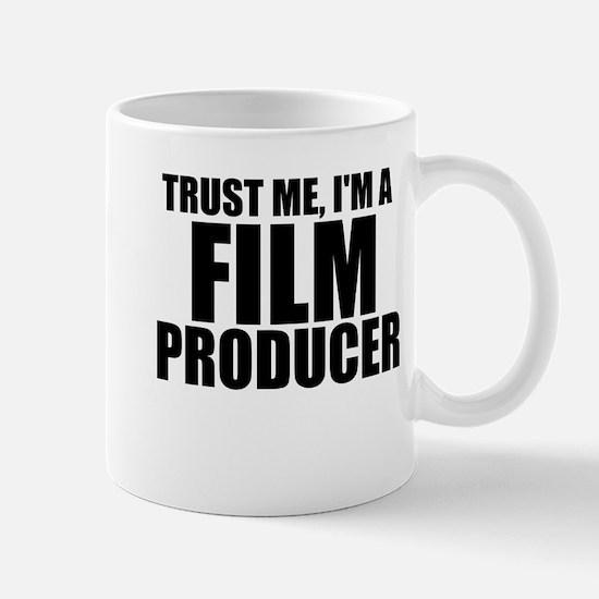Trust Me, I'm A Film Producer Mugs